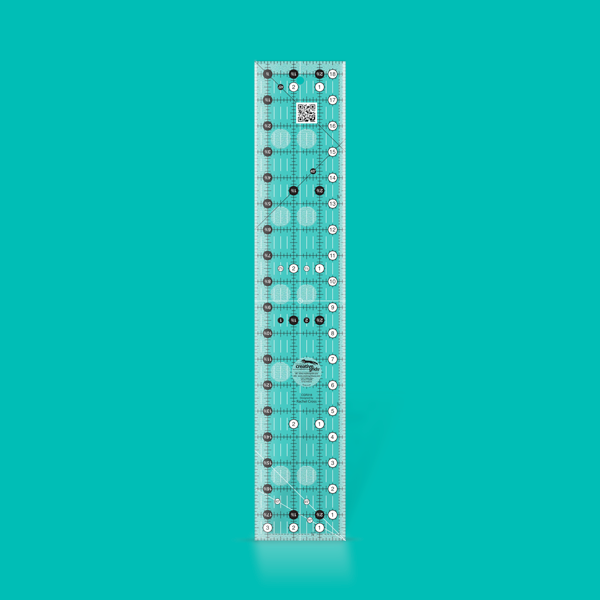 Creative Grids Quilt Ruler 3-1/2in x 18-1/2in
