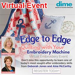 Edge to Edge Dime Virtual Event