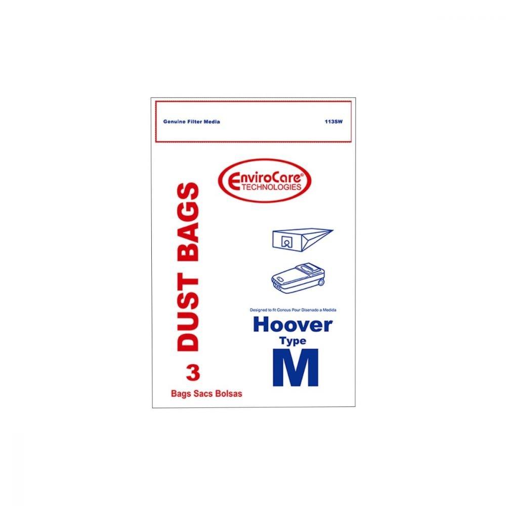 EnviroCare Hoover M Bags