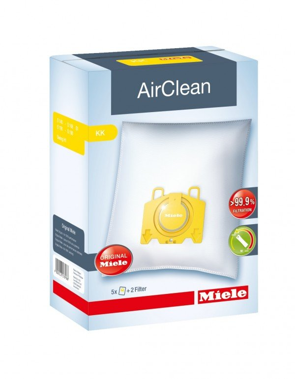 Miele AirClean 3d Efficiency FilterBags Type KK