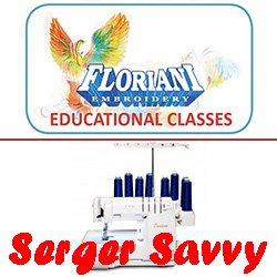 Floriani Serger Savvy Events