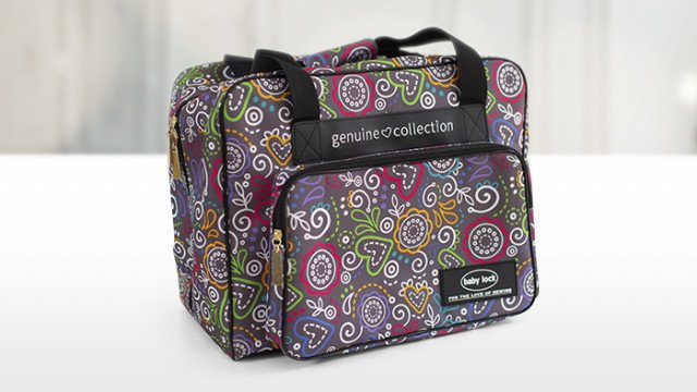 Genuine Collection Machine Tote
