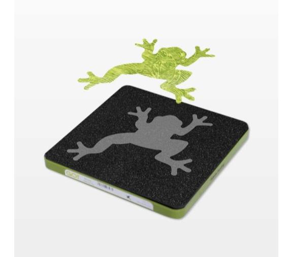 GO! Leaping Frog Die