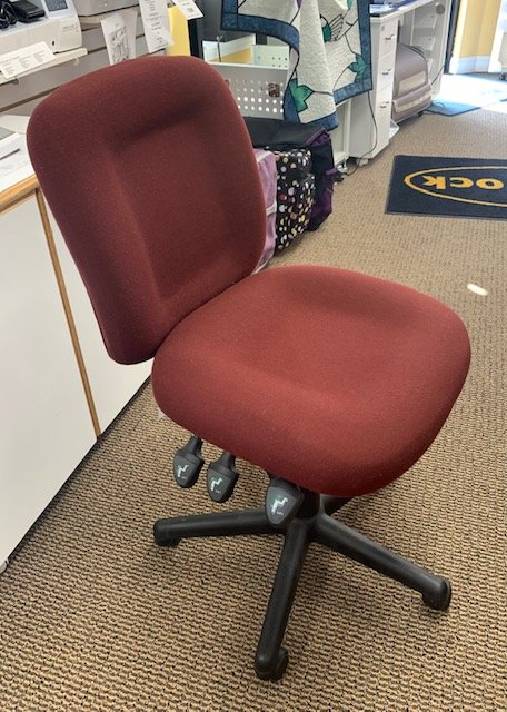 Horn 3-Way Adjustable Chair**     $150