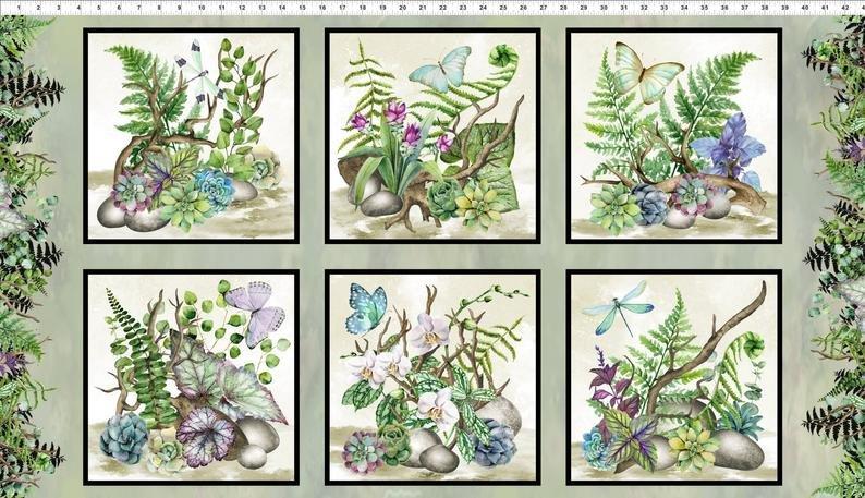 Terrarium Panel by Jason Yenter (O)