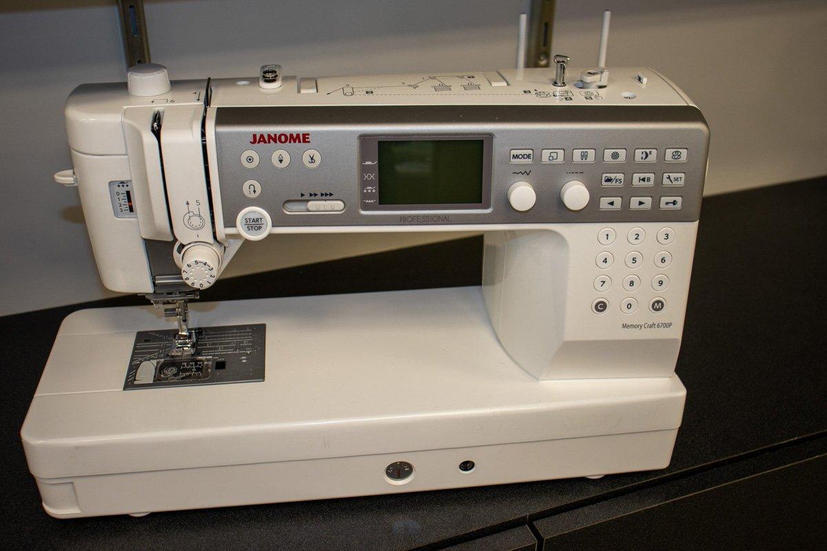 Janome 6700P