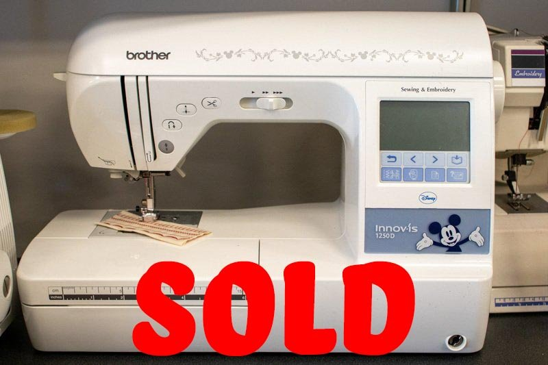 BROTHER INNOV-IS 1250D
