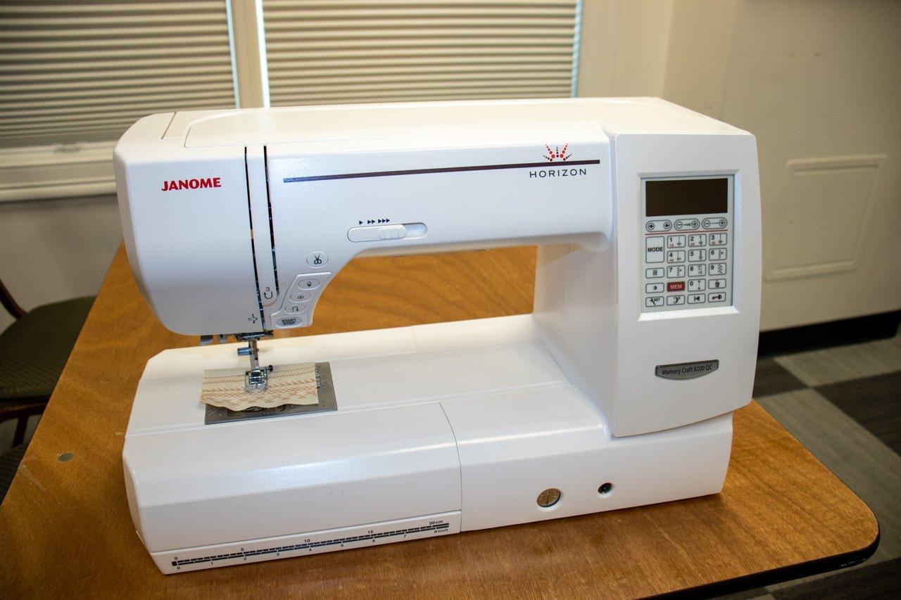 Janome 8200QC