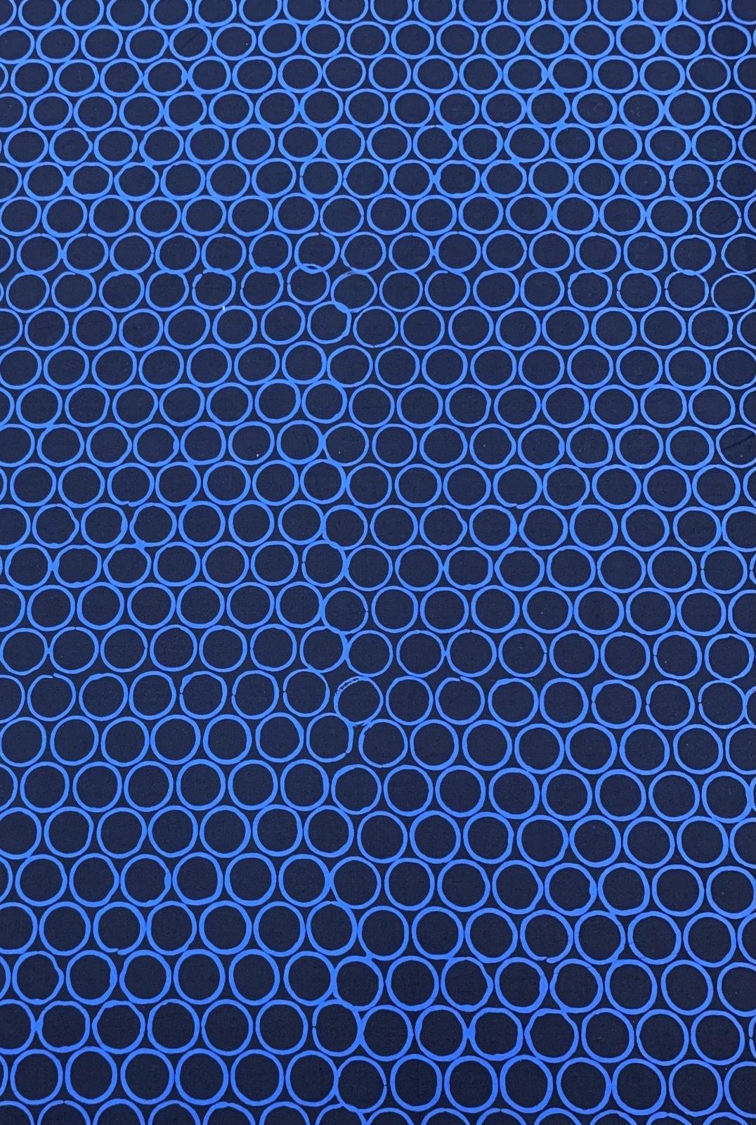 Blue Circles (O)