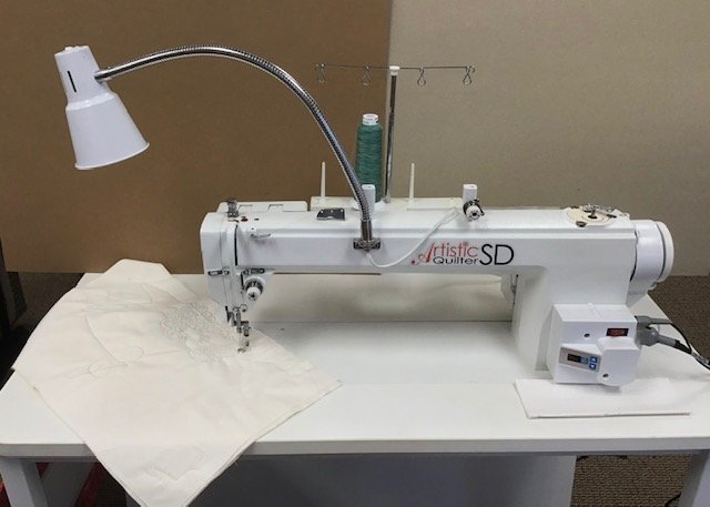 Janome Artistic Quilter SD18 Sit Down Long Arm Machine**     $1,750