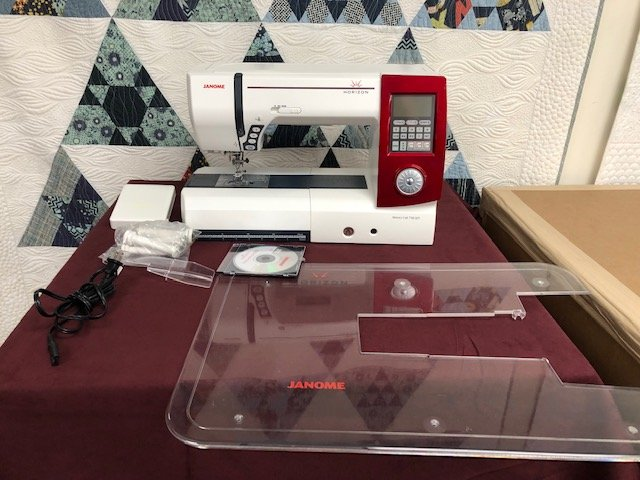Janome 7700 QCP*