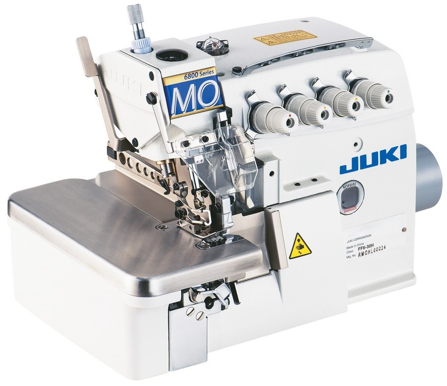 Juki 4 Thread Overlock Industrial Serger MO-6814S