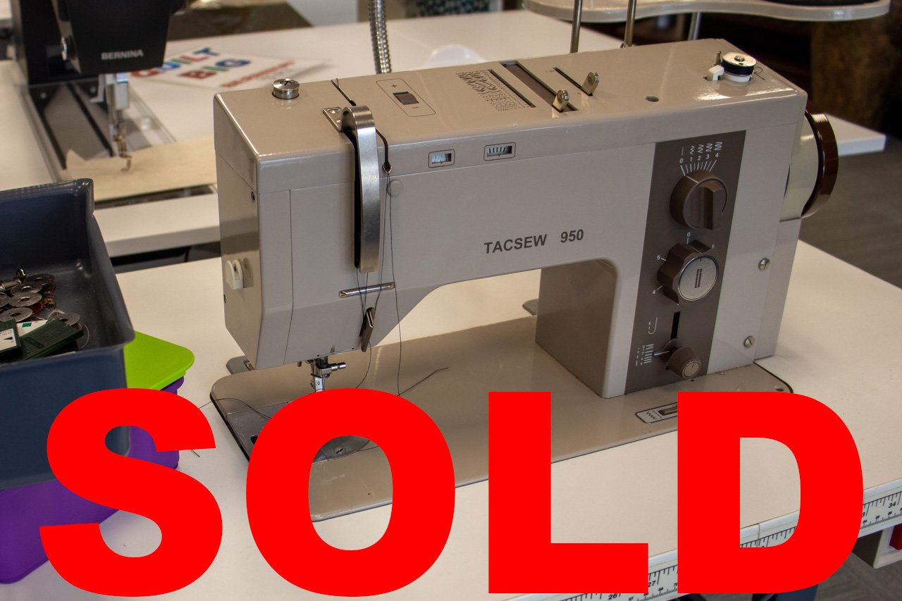 BERNINA 950 Industrial with Con-Sew Motor