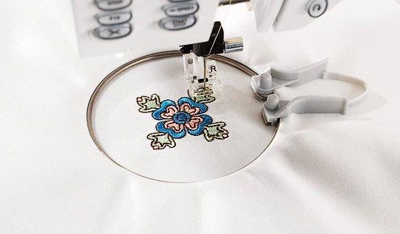 Mini Embroidery Spring Hoop