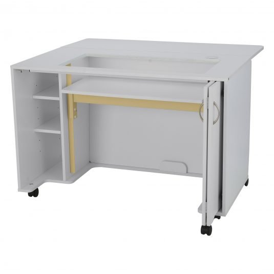 MOD ELECTRIC LIFT SEWING CABINET