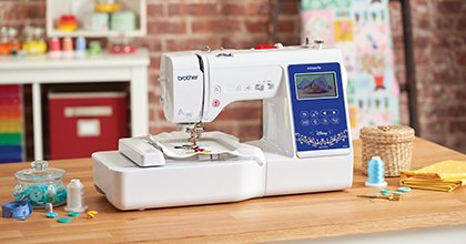 Innov-is NS1750D Combination Sewing & Embroidery with Disney