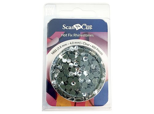 Rhinestone Refill Pack 16SS (3.8 mm - 4.0 mm) - Clear