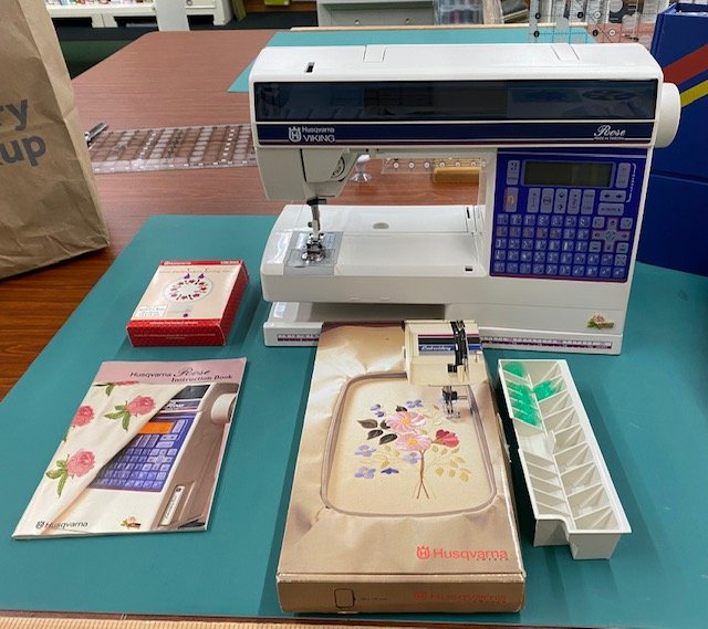 Viking Rose Sewing & Embroidery*