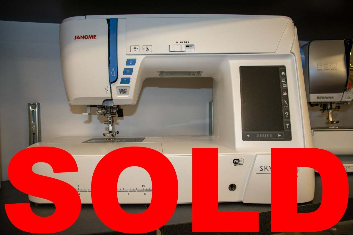 Janome S9