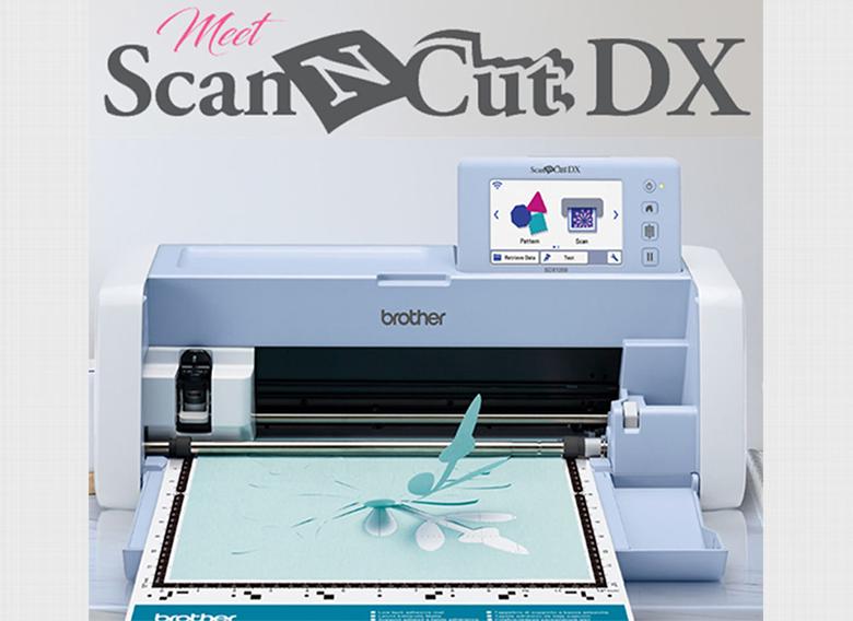 ScanNCut DX SDX225