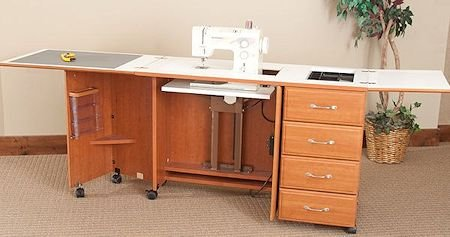 Model 7600: Space Saver Sewing Cabinet