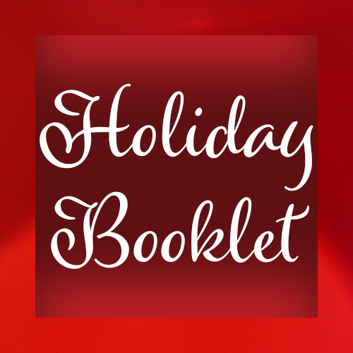 Download Our Holiday Booklet