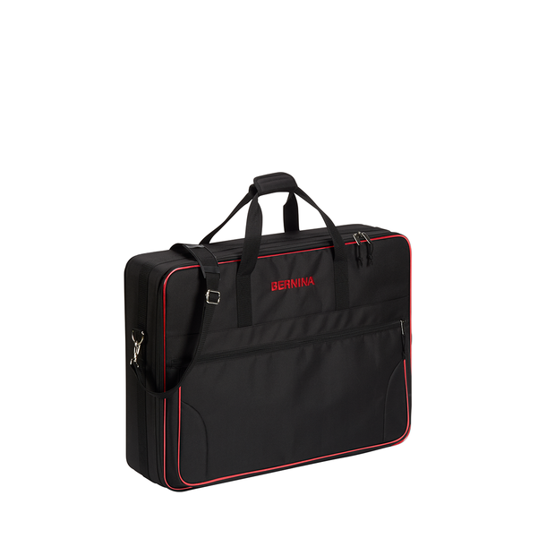 Carrying bag for embroidery modules