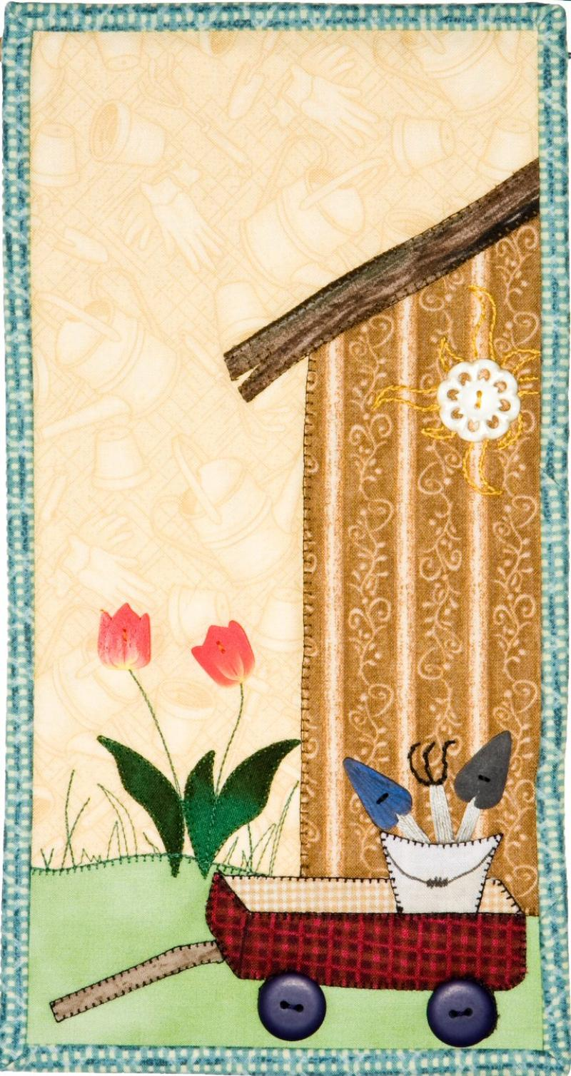 MM18 Spring Fling Garden Tools