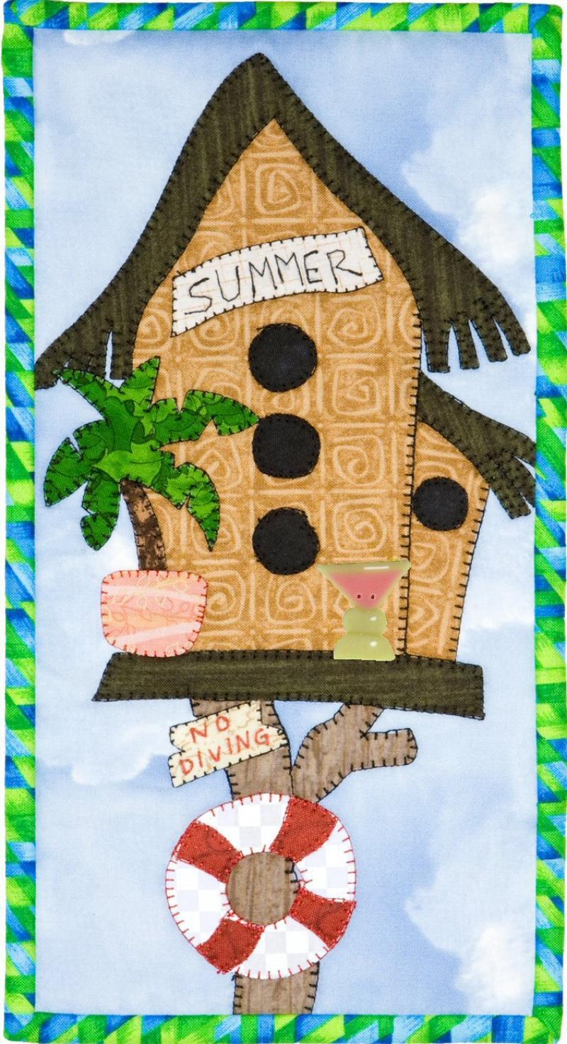 MM20 Summer Splash Bird Bungalow