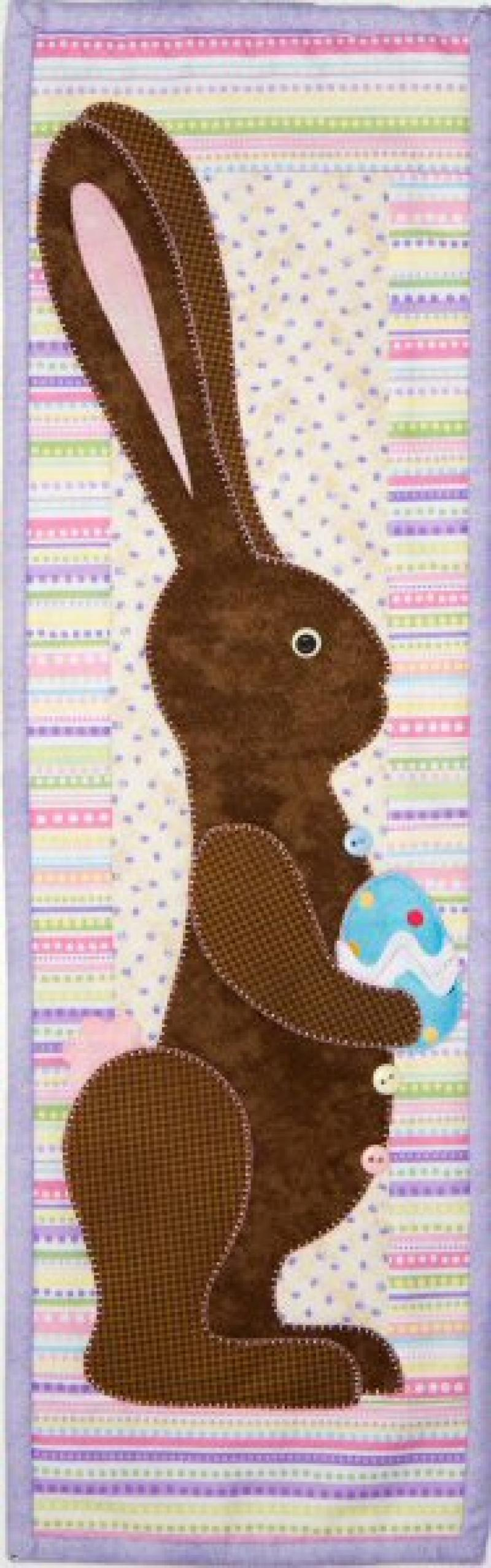 MM303 Chocolate Bunny