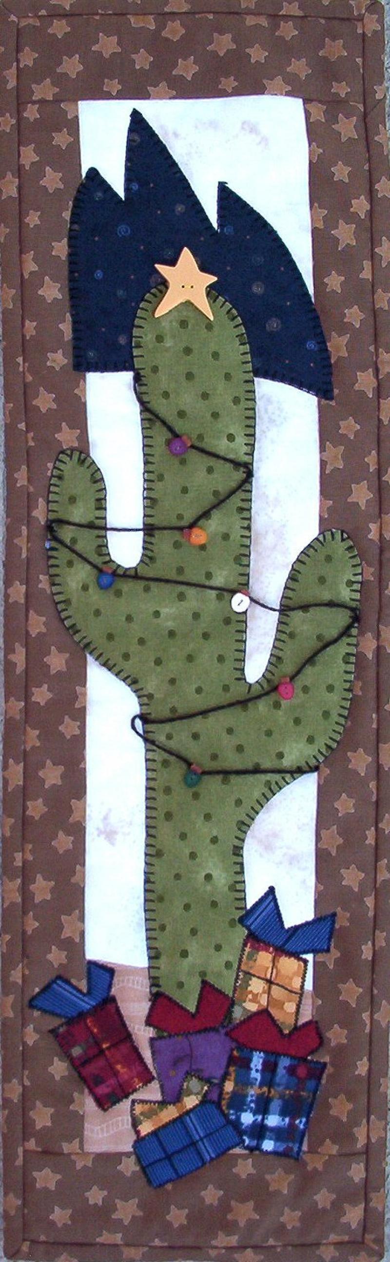 P55 Christmas Cactus