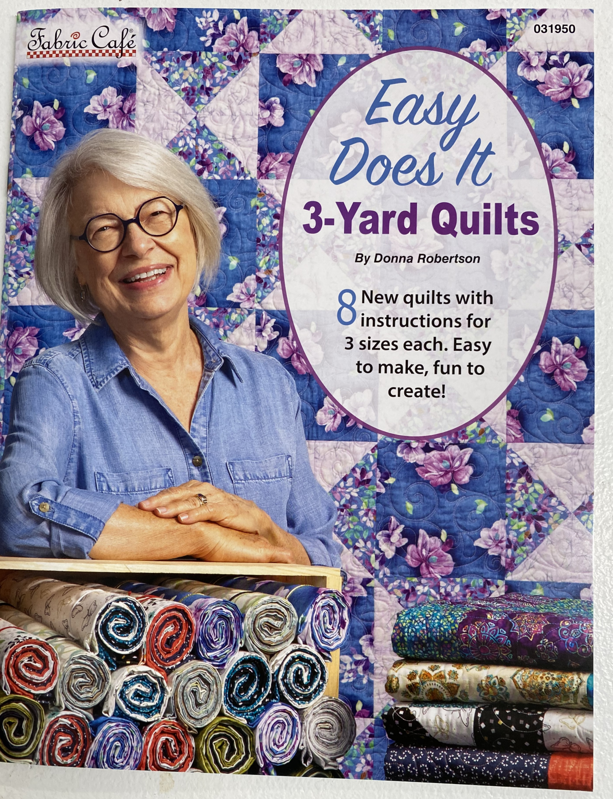 Easy Does It 3 Yard Quilts