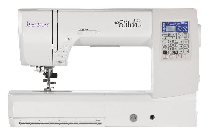 HQ Stitch 710 Sewing Machine