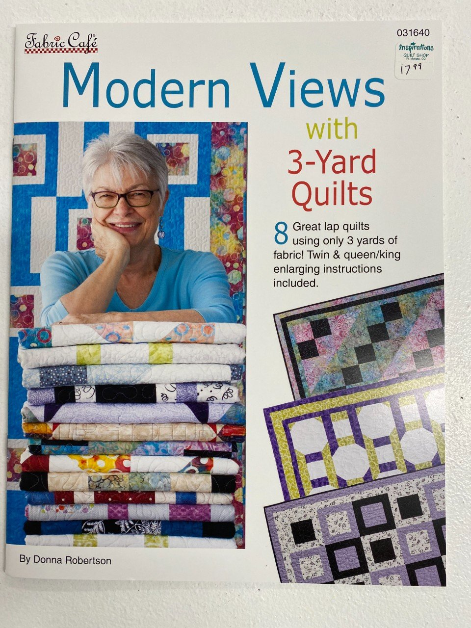 Modern Views  3 Yard Quilts