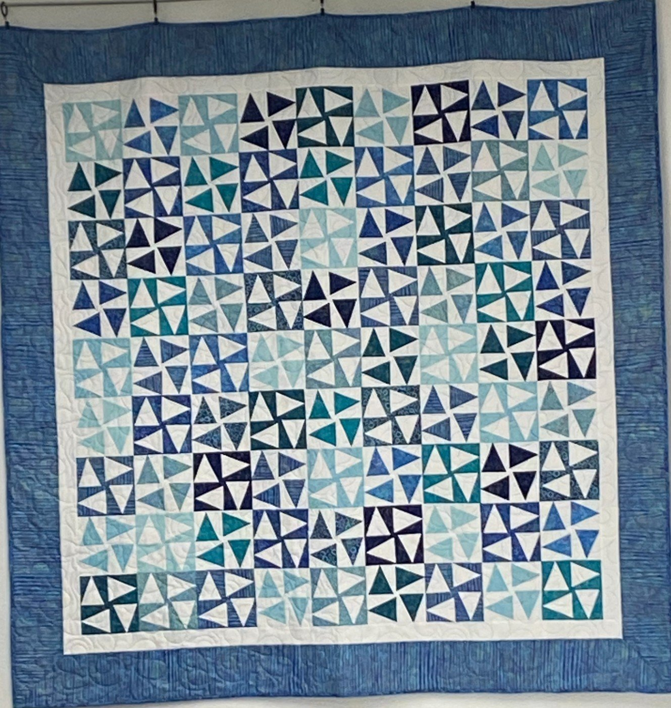 Kit Around the Square Purple Shimmer 78x78