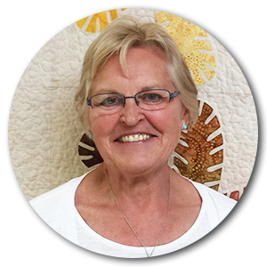 Staff member, Cheryl Flair