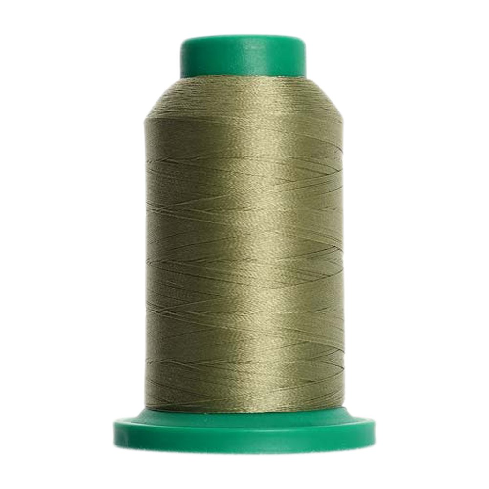 435 - Army Drab Isacord Embroidery Thread 1000M