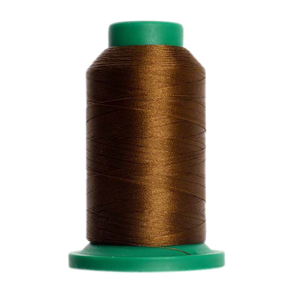 747- Golden Brown Isacord Embroidery Thread 1000M
