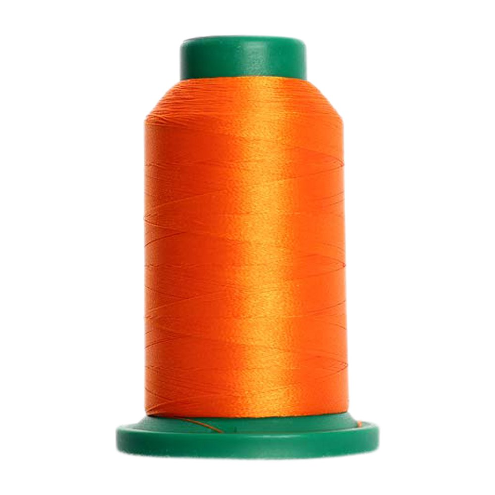 1102 - Pumpkin Isacord Embroidery Thread 1000M