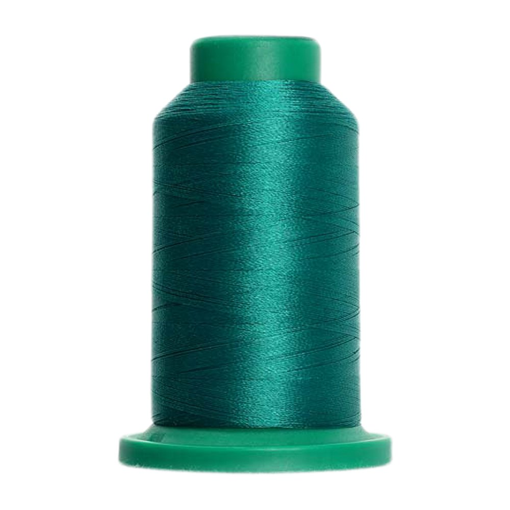 5100 - Green Isacord Embroidery Thread 1000M