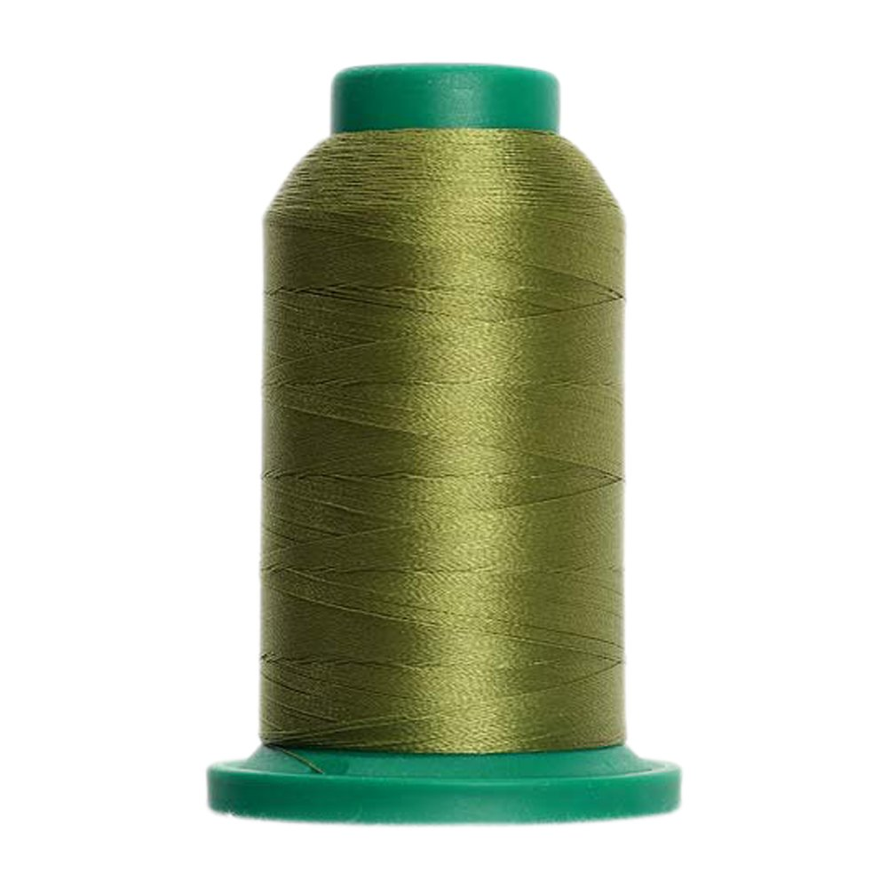 6043 - Yellowgreen Isacord Embroidery Thread 1000M