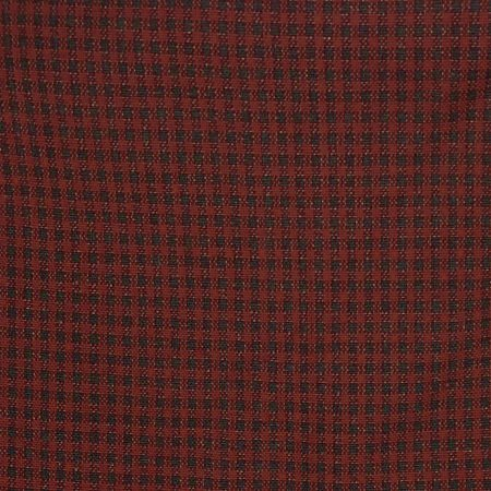 Tea Towel Mini Check Red/Black