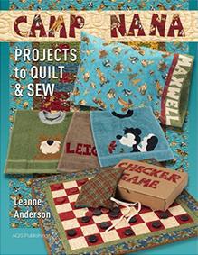 Camp Nana - Book