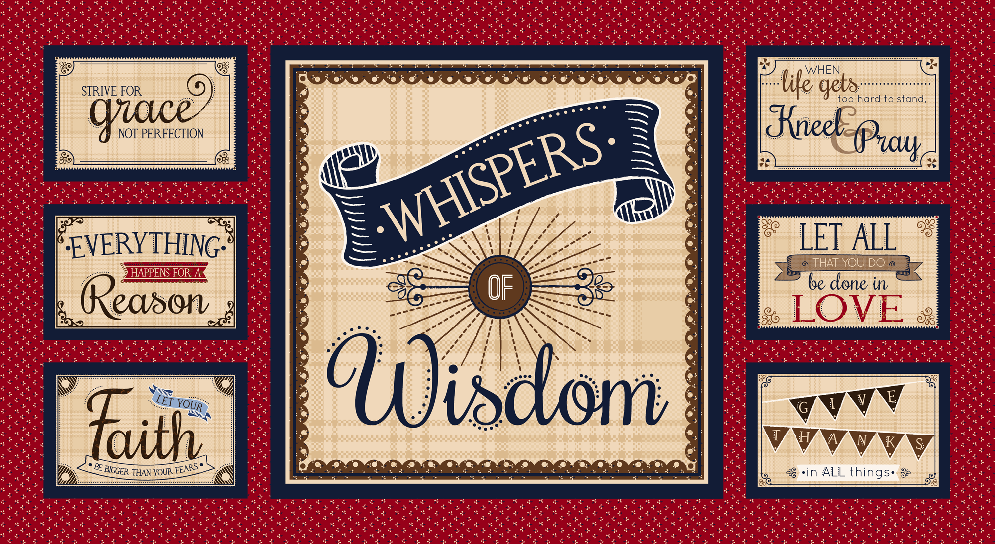 Whispers of Wisdom - 8337P-88