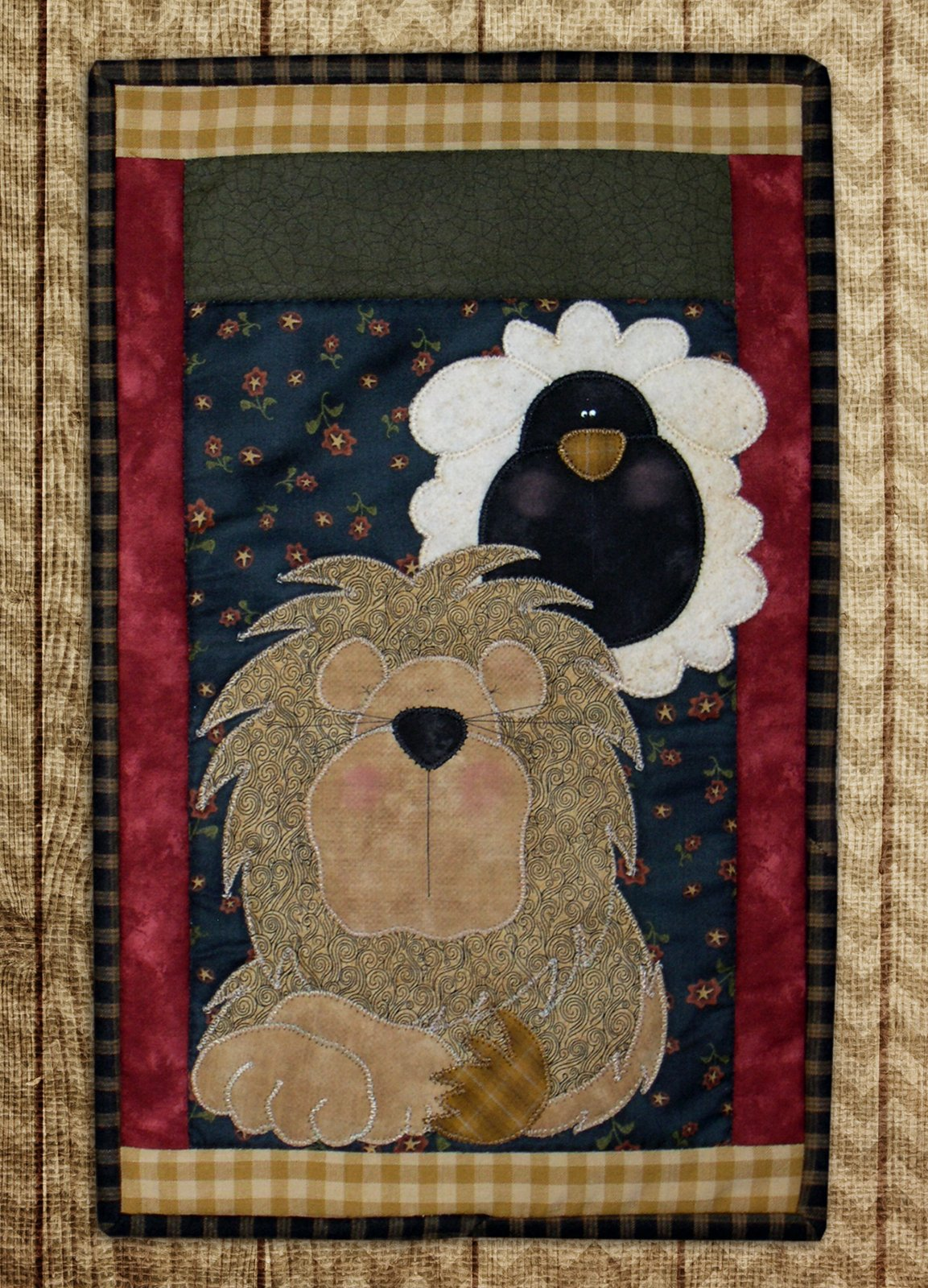 Lion or Lamb? A Door A Doodle