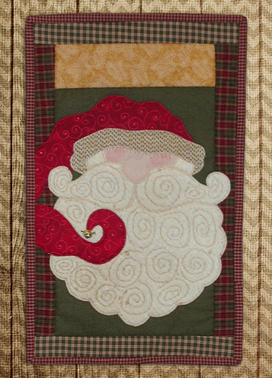 Santa A Door A Doodle