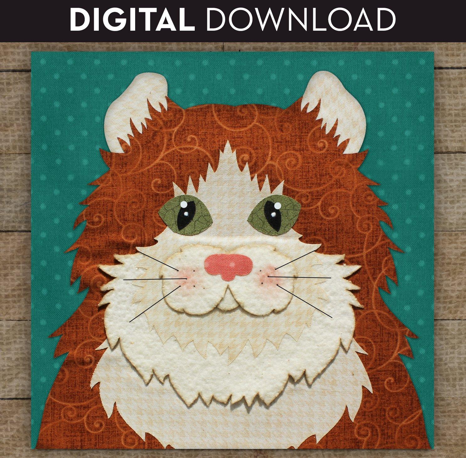 American Curl Cat - Download