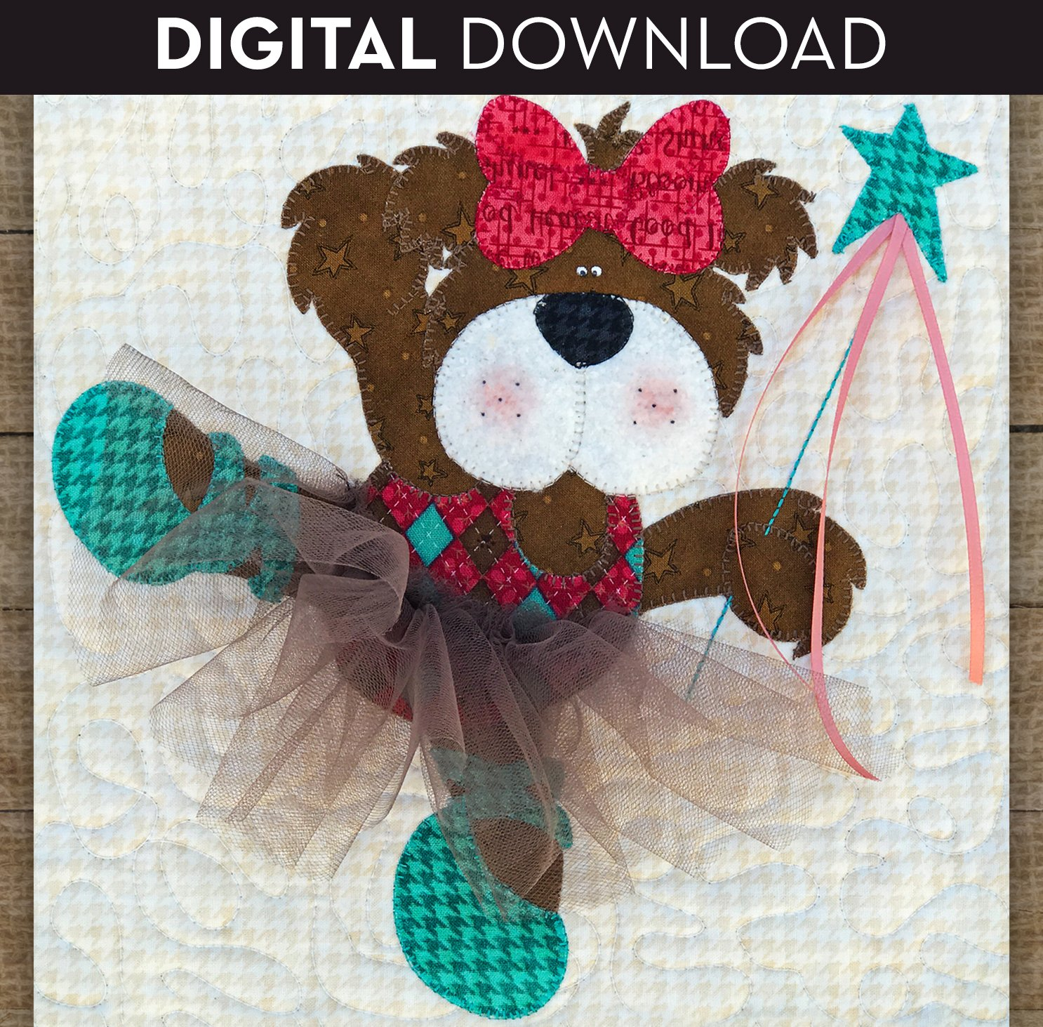 Ballerina Bear - Download