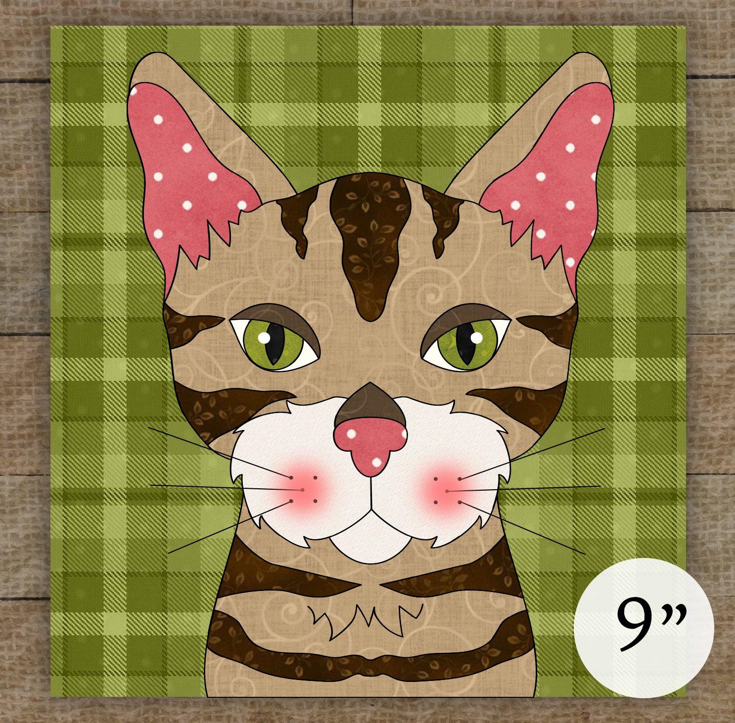 Bengal Cat - Pattern