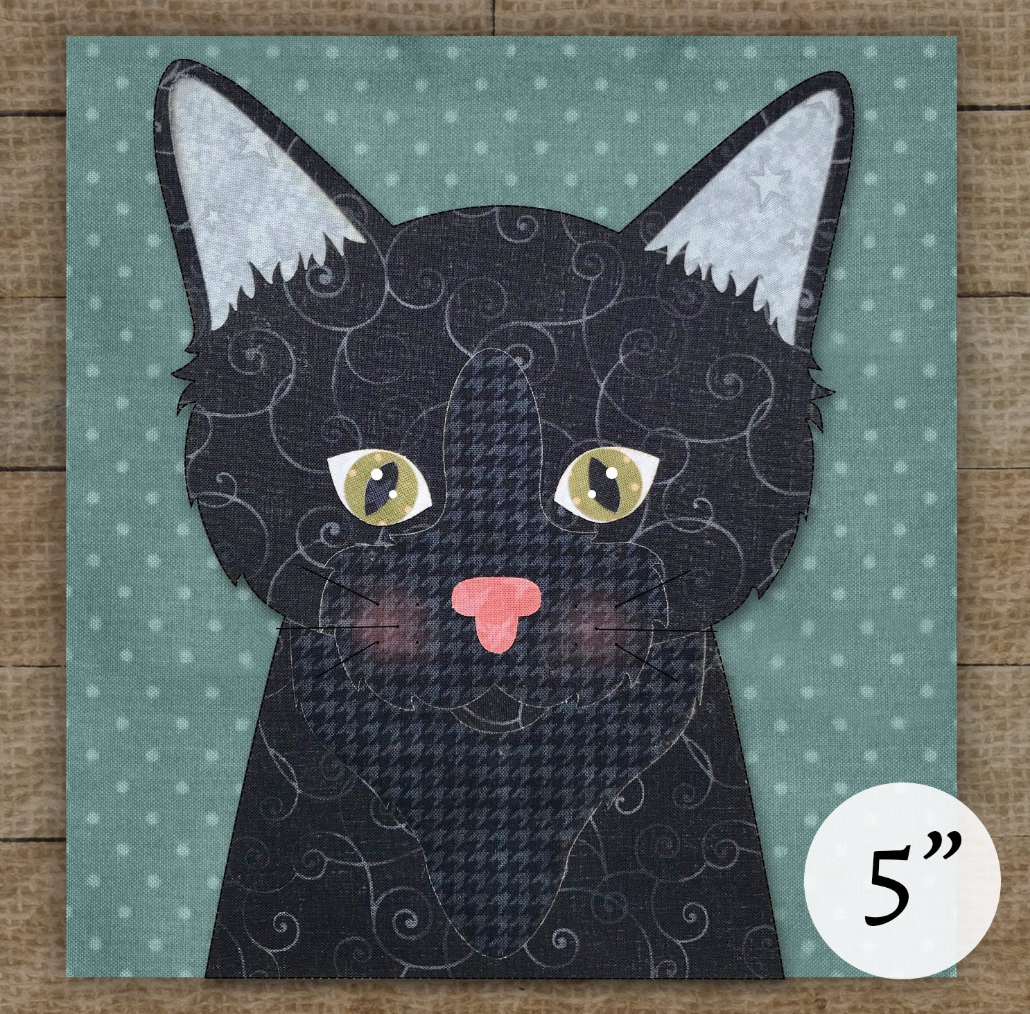 Bombay Cat - Pattern